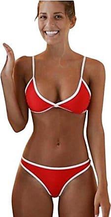 6649d78c9a1efb LHWY Bikini Damen Push Up, LHWY Elegant Frauen Bademode Sommer Strand Bikini  Set Teens Mädchen