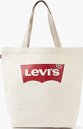 Levi's Batwing Tote - White