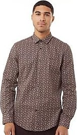 Ben Sherman long sleeve patterned shirt