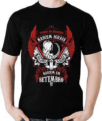 Dragon Store Camiseta Homens de Setembro os Melhores Signo Virgem