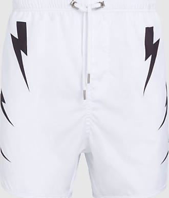 Neil Barrett Tiger Bolt Swimshorts