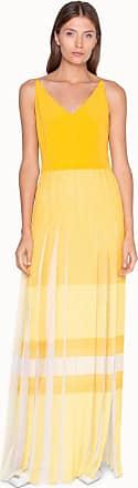 Akris Sleeveless Long Dress with Pleated Skirt