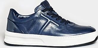 Tod's sneakers in pelle blu