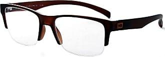 HB Óculos de Grau Hb Polytech 93109/50 Marrom Fosco