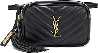 Saint Laurent Marsupio Lou in pelle matelassé