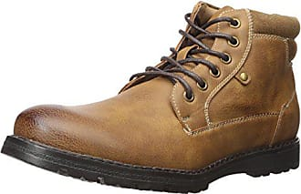 4af556724ee04 Unlisted by Kenneth Cole Kenneth Cole Unlisted Mens Hall-Way Chukka Boot,  Tan,