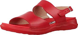 Wonders Women Sandals and Slippers Women C5623 Red 5.5 UK