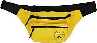 A.P.C. A.p.c. Banane guitare poignard waistbag JAUNE U