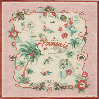 Etro Einstecktuch Mit Hawaii-print, Herren, Rosa