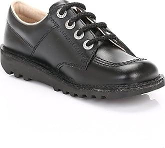 Kickers Womens Kickers Kick Lo W Core Shoes Black Sizes EU 36-41 (UK 6 EU 39)