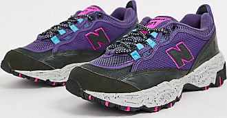 New Balance 801 trainers in purple