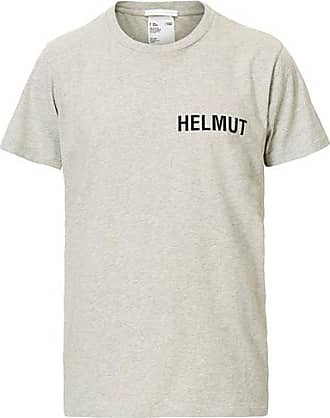 Helmut Lang Glow Standard Tee Heather Grey
