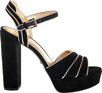 Michael Kors sandalo tacco, 36.5 / nero