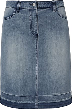 Emilia Lay Denim skirt in classic 5-pocket style Emilia Lay denim