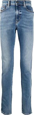 Diesel Calça jeans slim D-Istort - Azul