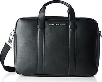 41f10d0c34136 Tommy Hilfiger Herren TH CITY Laptop Tasche Schwarz (Black)