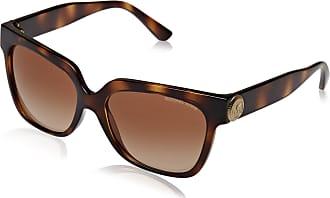 59d09aef8506f Michael Kors Womens 2054 ENA 328513 55 Rectangular Sunglasses 55