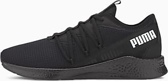 Puma Womens PUMA NRGY Star New Core Running Shoes, Black, size 10.5, Shoes