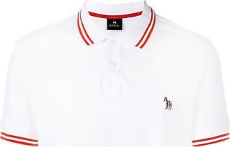 Paul Smith short sleeved polo shirt - White