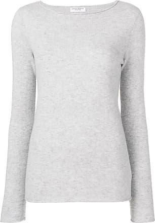 Majestic Filatures Suéter de cashmere - Cinza