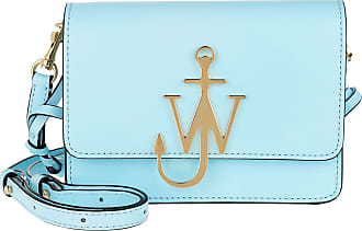 J.W.Anderson Anchor Logo Bag Arctic Blue Umhängetasche blau