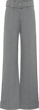 Victoria Beckham High-rise wide-leg pants