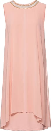 BODYFLIRT boutique Dam Klänning i rosa utan ärm - BODYFLIRT boutique 7d227ed9ecf89
