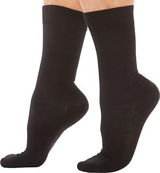4ba0ed00c7a Dim Lot de 3 Paires de Chaussettes Coton Noir DIM