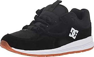 DC Womens Kalis LITE Skate Shoe, Black, 10 B M US