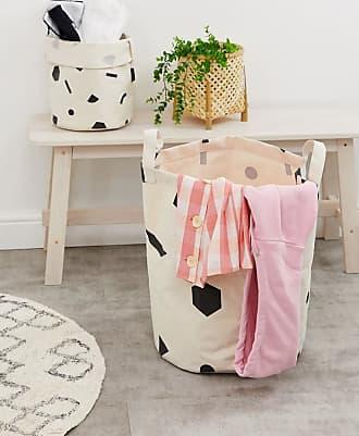Moxon London laundry basket-Multi