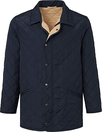 Lodenfrey Quilted jacket for mid-season Lodenfrey blue