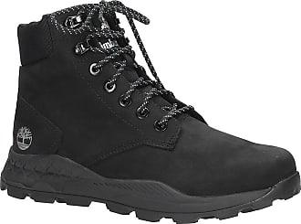 Timberland Brooklyn 6 Inch Shoes black nubuck