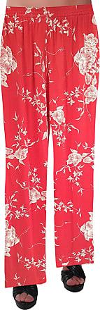 Eyecatch Womens Floral Multi Print Ladies Palazzo Girls Pants Leggings Trousers Pants Plus Size S/M
