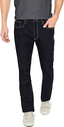 Zoomp Calça Jeans Zoomp Slim Ricardo Azul-marinho