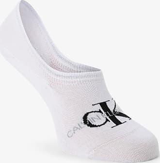 Calvin Klein Damen Sneakersocken weiss