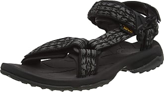 Teva Terra Fi Lite, Men Open Toe Sandals Open Toe Sandals, Black (Rambler Black Rrbk), 10 UK (44.5 EU)