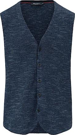 Maerz Knitted waistcoat MAERZ Muenchen blue