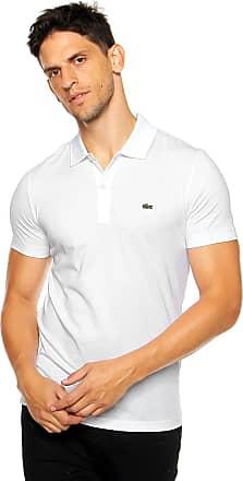 633acc5e3ef Lacoste®  Camisas Pólo em Branco agora com até −60%