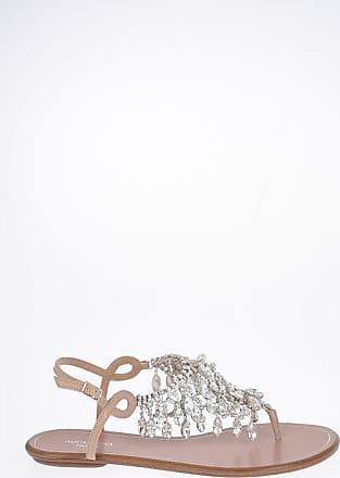 Aquazzura sandali TEMPTATION con gioielli taglia 36,5