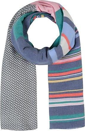 Codello Superzachte sjaal in motievenmix