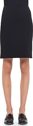 Akris Godet Pencil skirt in wool