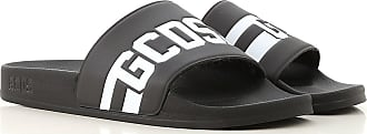 GCDS Sandals for Women On Sale, Black, Rubber, 2019, 3.5 4.5 5.5 7.5