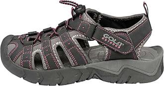 Gola ALP209 SHINGLE 2 Ladies Walking Boot - Black/Grey/Pink - UK Size 8 - EU 41 - US 10
