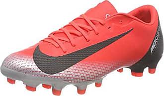 separation shoes 01b37 d47c4 Nike Vapor 12 Academy Cr7 FG MG, Zapatillas de Fútbol Unisex Adulto, Rojo