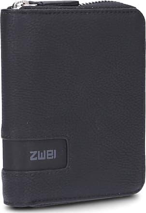 zwei M.Wallet MW10 Nubuk-Black