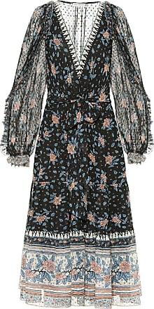 Ulla Johnson Romilly printed silk midi dress