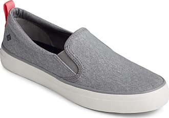 Sperry Top-Sider Womens Crest Twin Gore, 6.5 UK, Grey