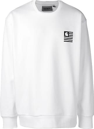 Carhartt Work in Progress logo sweatshirt - White