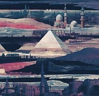 Quinsaï Paneel Nocturnes dEgypte