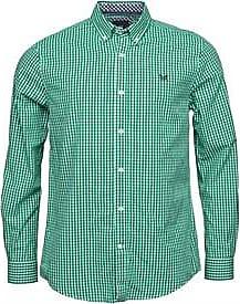 Crew Clothing long sleeve gingham shirt